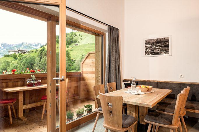 Ferienwohnung im Alpin-Design im Ahrntal